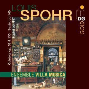 Quintette Op. 52,130 / Sextett, Ensemble Villa Musica