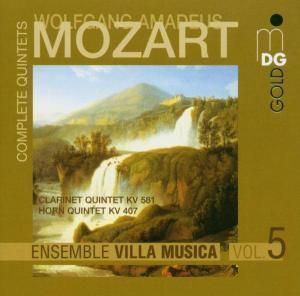 Quintette Vol. 5, Ensemble Villa Musica