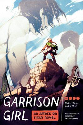 Quirk Books: Garrison Girl, Rachel Aaron