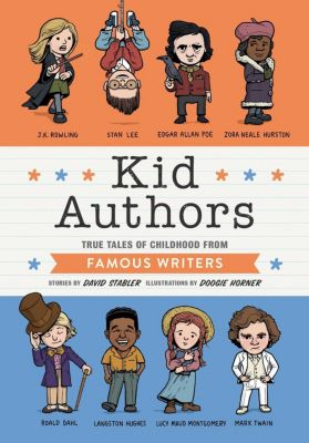Quirk Books: Kid Authors, David Stabler