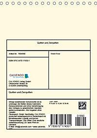 Quitten und Zierquitten (Tischkalender 2019 DIN A5 hoch) - Produktdetailbild 13