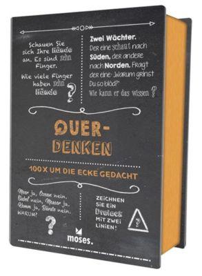 Quiz-Box Querdenken (Spiel), Martin Simon, Georg Schumacher