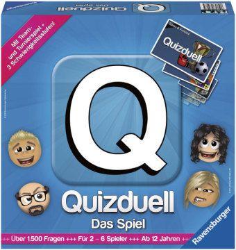 Quizduell, Das Spiel (Spiel)