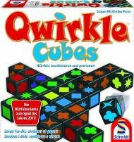 Qwirkle Cubes (Spiel)