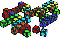 Qwirkle Cubes (Spiel) - Produktdetailbild 2
