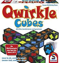Qwirkle Cubes (Spiel) - Produktdetailbild 3