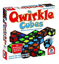 Qwirkle Cubes (Spiel) - Produktdetailbild 4