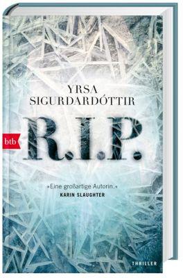 R.I.P. - Yrsa Sigurdardóttir |