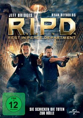 R.I.P.D. - Rest in Peace Department, Peter M. Lenkov