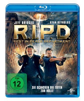 R.I.P.D. - Rest in Peace Department, Phil Hay, Matt Manfredi, David Dobkin, Peter M. Lenkov