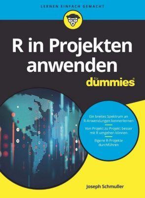 R in Projekten anwenden für Dummies, Joseph Schmuller