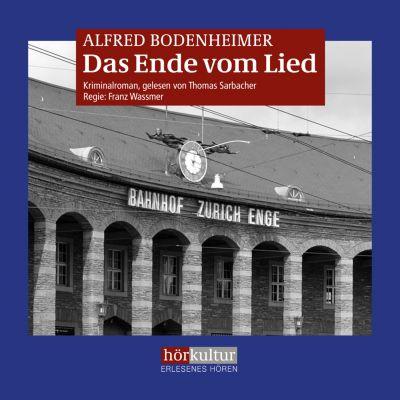 Rabbi Klein-Krimis: Das Ende vom Lied, Alfred Bodenheimer