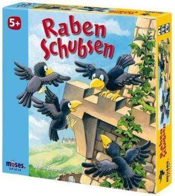 Raben schubsen (Kinderspiel), Marco Teubner