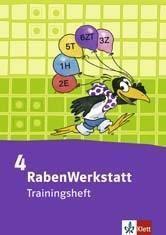 RabenWerkstatt: Trainingsheft, 4. Schuljahr
