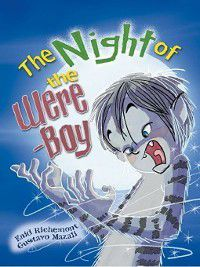 Race Further with Reading: The Night of the Were-Boy, Enid Richemont