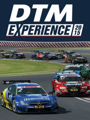 RaceRoom - DTM Experience 2015 DLC