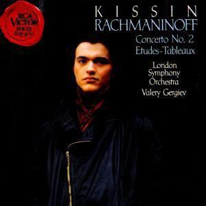 Rachmaninoff: Klavierkonzerte 2 & 6, Evgeny Kissin