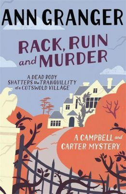 Rack, Ruin and Murder, Ann Granger