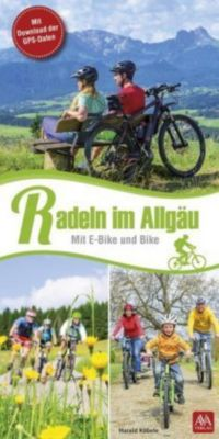 Radeln im Allgäu - Harald Köbele |