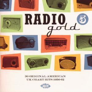 Radio Gold Vol. 5, Diverse Interpreten