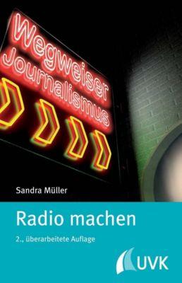 Radio machen, Sandra Müller