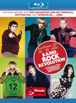 Radio Rock Revolution, Richard Curtis