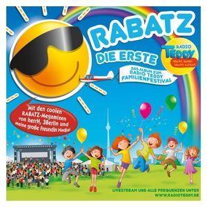 Radio TEDDY - RABATZ DIE ERSTE, Various