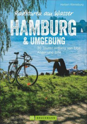 Radtouren am Wasser Hamburg & Umgebung - Herbert Rönneburg |