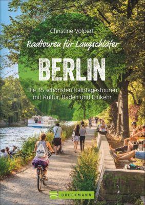 Radtouren für Langschläfer Berlin - Christine Volpert  