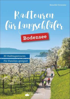 Radtouren für Langschläfer Bodensee, Benedikt Grimmler