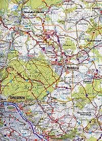 Radwanderkarte BVA Radwandern im Heinsberger Land 1:50.000, reiß- und wetterfest und mit GPS-Track-Download der ausgesch - Produktdetailbild 2