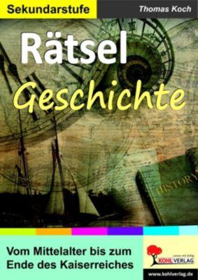 Rätsel Geschichte, Thomas Koch