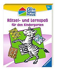 Rätsel- und Lernspaß für den Kindergarten - Produktdetailbild 1