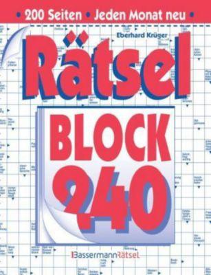 Rätselblock - Eberhard Krüger pdf epub