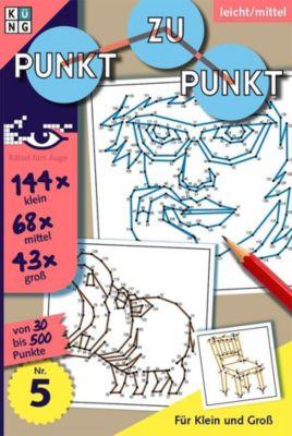 Rätselbuch Punkt zu Punkt, Conceptis Puzzles