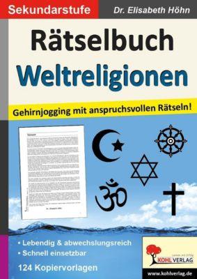Rätselbuch Weltreligionen, Elisabeth Höhn