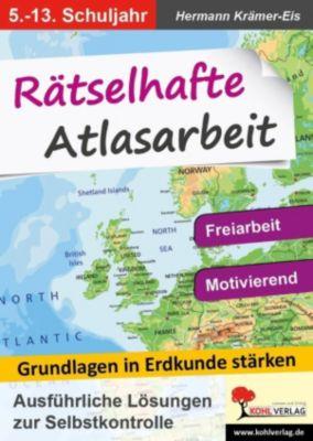 Rätselhafte Atlasarbeit, Hermann Krämer-Eis