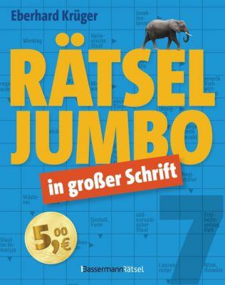 Rätseljumbo in großer Schrift - Eberhard Krüger pdf epub