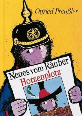 Räuber Hotzenplotz Band 2: Neues vom Räuber Hotzenplotz, Otfried Preußler