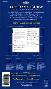 Raga Guide/Book And 4 Cds - Produktdetailbild 1