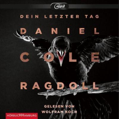 Ragdoll - Dein letzter Tag, 2 MP3-CDs, Daniel Cole