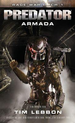Rage War: PREDATOR: ARMADA, Tim Lebbon