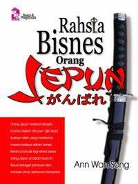 Rahsia Bisnes Orang Jepun, Ann Wan Seng