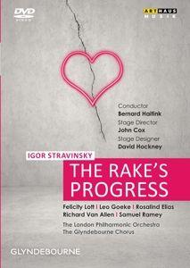 Rake'S Progress,The, Haitink, Lott, Goeke, Elias