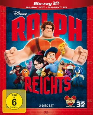 Ralph reichts - 3D-Version