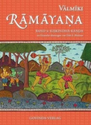 Râmâyana: Bd.4 Kiskindha-kanda - Dirk E. Büchner pdf epub