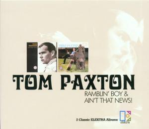 Ramblin' Boy - Ain't That News, Tom Paxton