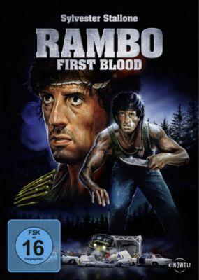 Rambo - First Blood, David Morell