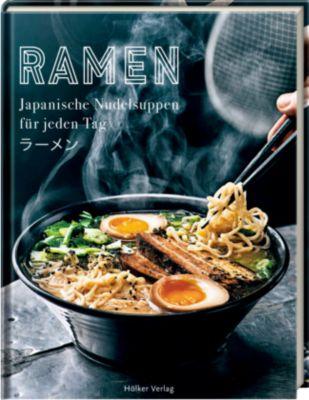 Ramen - Japanische Nudelsuppen für jeden Tag - Tove Nilsson |