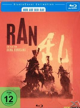 Ran, Akira Kurosawa, Hideo Oguni, Masato Ide, William Shakespeare